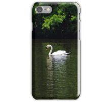 Mute Swan iPhone Case/Skin