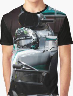 Nico Rosberg  Graphic T-Shirt