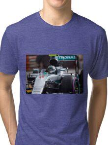 Nico Rosberg  Tri-blend T-Shirt