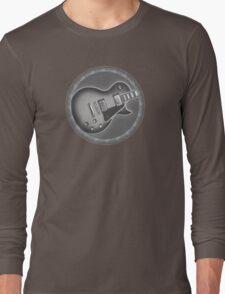 Cool Les Paul Guitar Long Sleeve T-Shirt