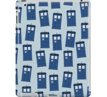 Tardises iPad Case/Skin