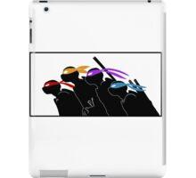 TMNT - The Team iPad Case/Skin
