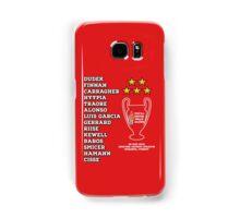 Liverpool 2005 Champions League Final Winners Samsung Galaxy Case/Skin