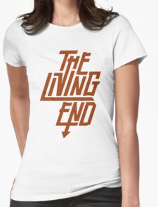 The Living End Womens Fitted T-Shirt