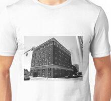Burlington, North Carolina - Main Street Unisex T-Shirt