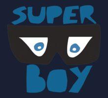 Super Boy Kids Tee