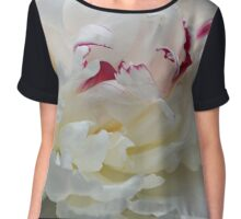 A Touch of Color Chiffon Top