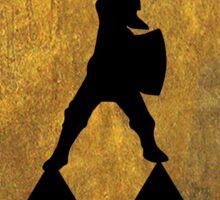 Hamilton- Legend of Zelda Sticker