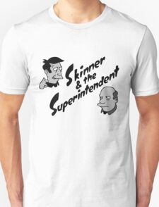 skinner and the superintendent T-Shirt