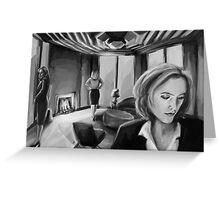 Scully x Stella x Bedelia Greeting Card