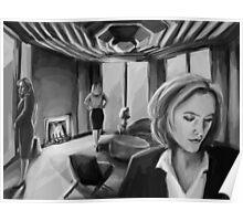Scully x Stella x Bedelia Poster
