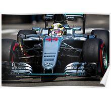 Lewis Hamilton  Poster