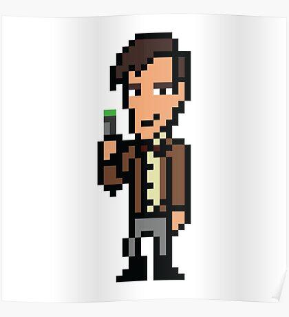 Matt Smith - Doctor Who Poster