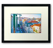 Príncipe Real, rua manuel bernardes Framed Print
