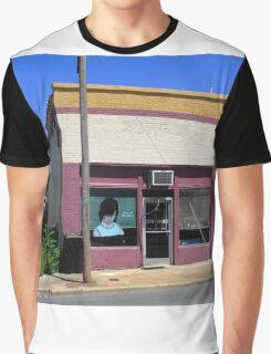 Burlington, North Carolina - Small Town Business Graphic T-Shirt