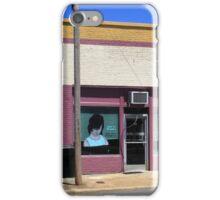 Burlington, North Carolina - Small Town Business iPhone Case/Skin