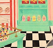 Sweet Shop Sticker