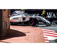 Sauber Formula 1 Photographic Print