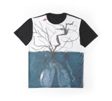 Burnt branches  Graphic T-Shirt