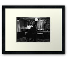 William Framed Print