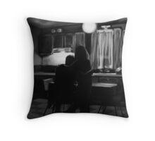 William Throw Pillow