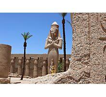 Ramses II  Photographic Print