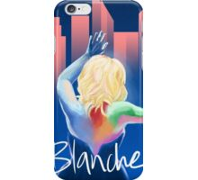 Blanche - NYC iPhone Case/Skin