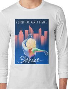 Blanche - NYC Long Sleeve T-Shirt