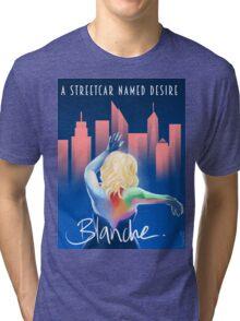 Blanche - NYC Tri-blend T-Shirt