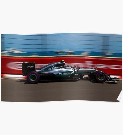 Nico Rosberg  Poster