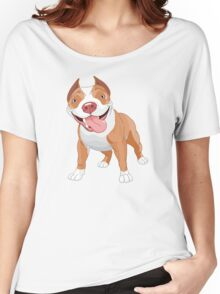 Pit Bull Women's Relaxed Fit T-Shirt
