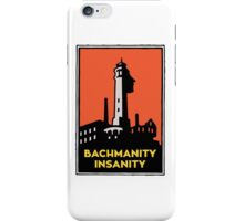 Alcatraz Bachmanity Insanity - Silicon Valley iPhone Case/Skin