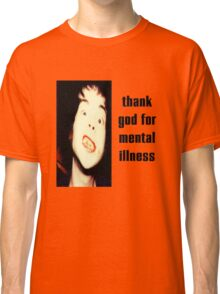 The Brian Jonestown Massacre - Thank God for Mental Illness Classic T-Shirt