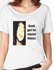 The Brian Jonestown Massacre - Thank God for Mental Illness Women's Relaxed Fit T-Shirt