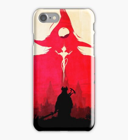 BLOODBORNE - Double Exposure  iPhone Case/Skin