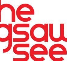 """The Jigsaw Seen """"Spirit Of '76"""" Sticker"""