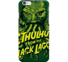 Cthulhu from the Black Lagoon iPhone Case/Skin