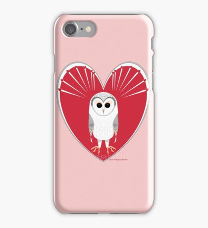 WHO LOVES YOU iPhone Case/Skin