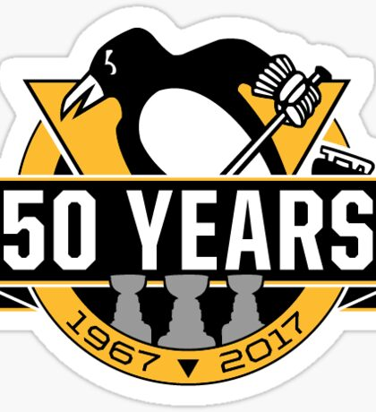 Pittsburgh Penguins Stanley Cup  Sticker