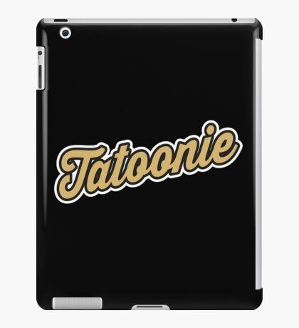 Tatoonie iPad Case/Skin