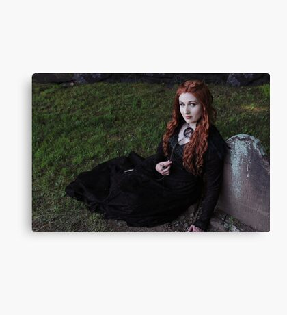 Queen of the North Canvas Print
