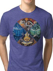 Books Magic Tri-blend T-Shirt
