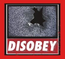 Disobey TV One Piece - Long Sleeve