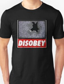 Disobey TV T-Shirt