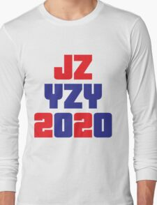 Jay-Z / Yeezy 2020 - Watch The Oval Office Long Sleeve T-Shirt