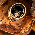 Mouse in a Muffler by Donna Ridgway