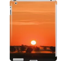 Morning Burn iPad Case/Skin