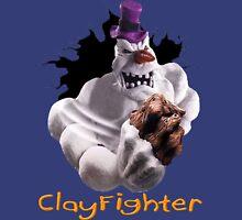 ClayFighter Unisex T-Shirt