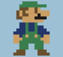 Luigi by themaddesigner