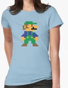 Luigi Womens Fitted T-Shirt